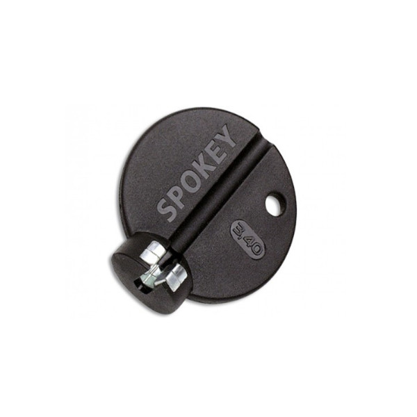 Spokey Professional Nippelspanner - 3,4 mm - Schwarz