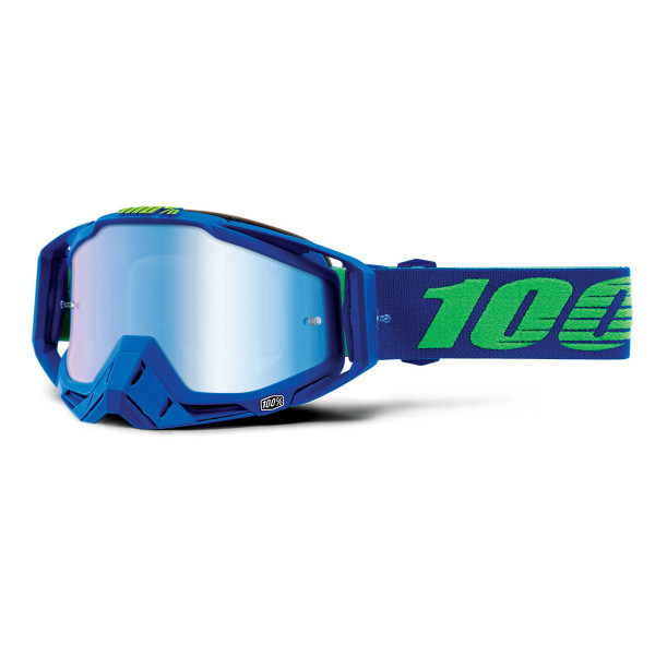 Racecraft Goggle Anti Fog Mirror Lens - Dreamflow