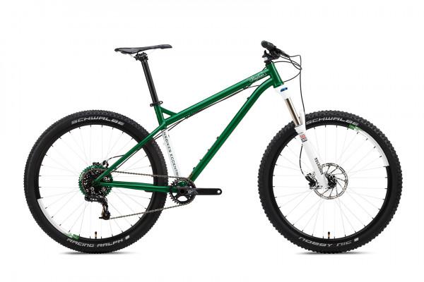 Eccentric Cromo Mountainbike 2016 - green