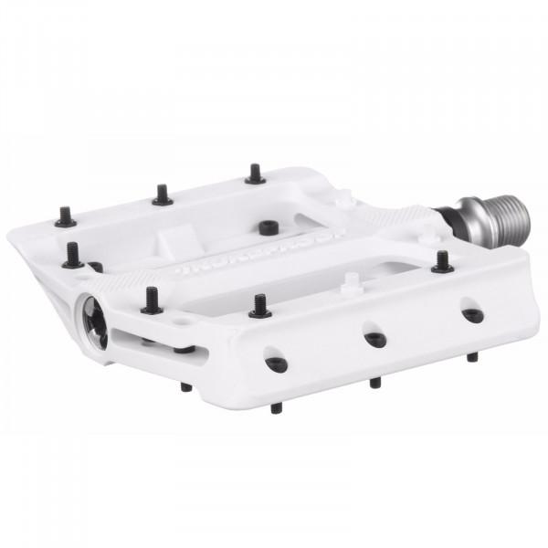 Neutron Evo Plattformpedale - weiß