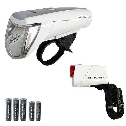 LS750 I-go + LS 710 Scheinwerfer Kombi-Set - weiss