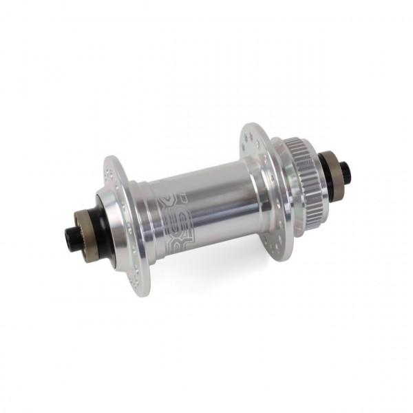 RS4 Center Lock Vorderradnabe 9x100mm - silber
