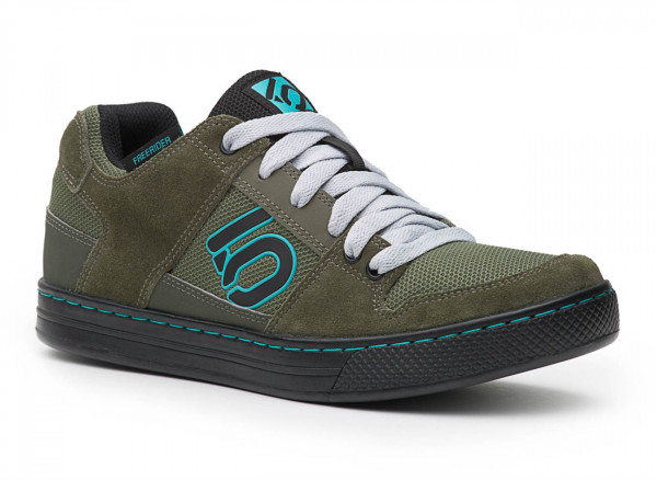 Freerider Bike Schuh Earth Green