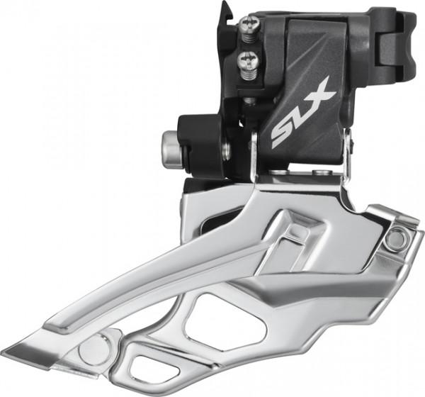 SLX Umwerfer FD-M676 2x10 - Down Swing