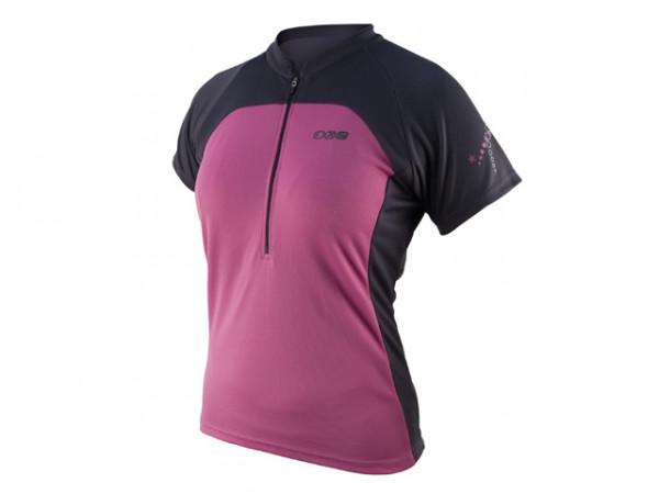 Taseka Girls Elite Trikot - pink -