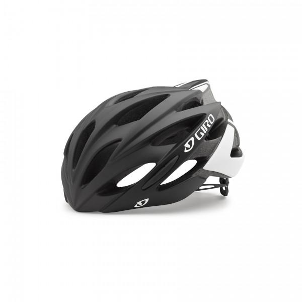 Savant Helm - matte black/white