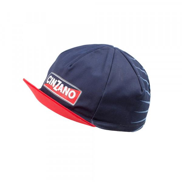 Pella Vintage Cycling Cap - Cinzano