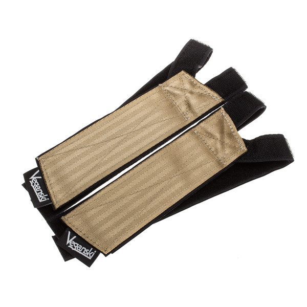Freestyle Pedal Straps - light brown