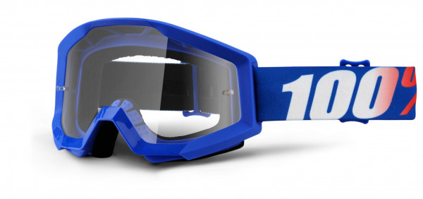 Strata MX Goggle - Nation Clear Lens