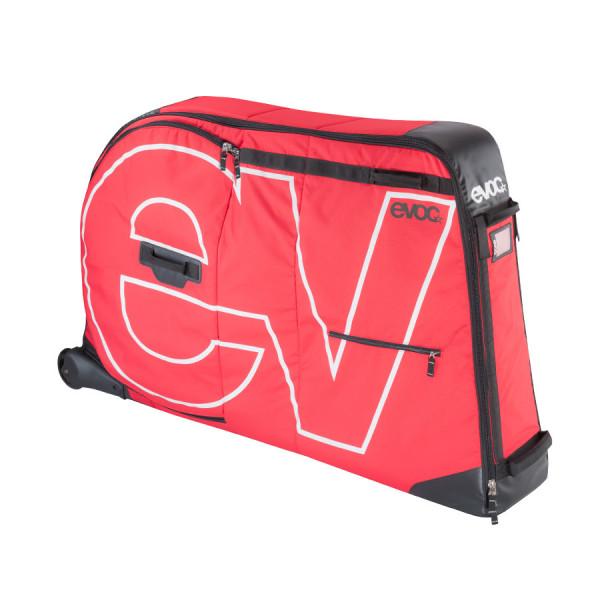 Bike Travel Bag Reisetasche fürs Rad - red