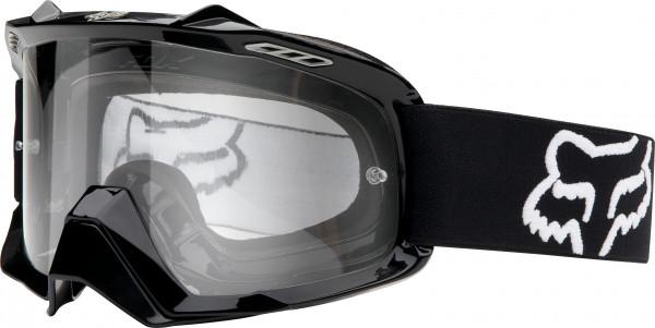 Air Space Goggle - Black/Clear