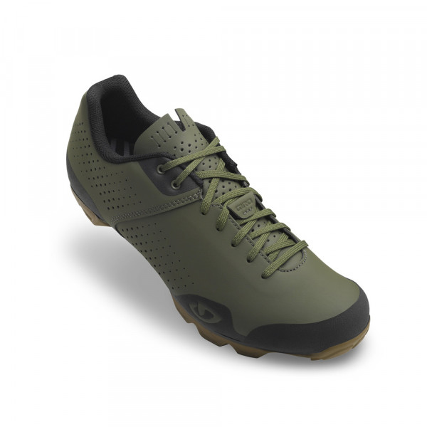 PRIVATEER Lace Schuhe - Olive