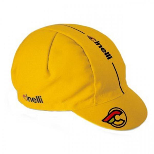 Supercorsa Cycle Cap - gelb