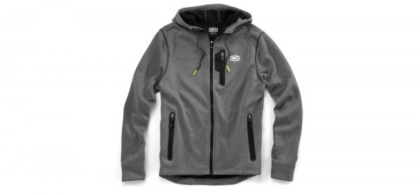Council Fleece Jacket - grey