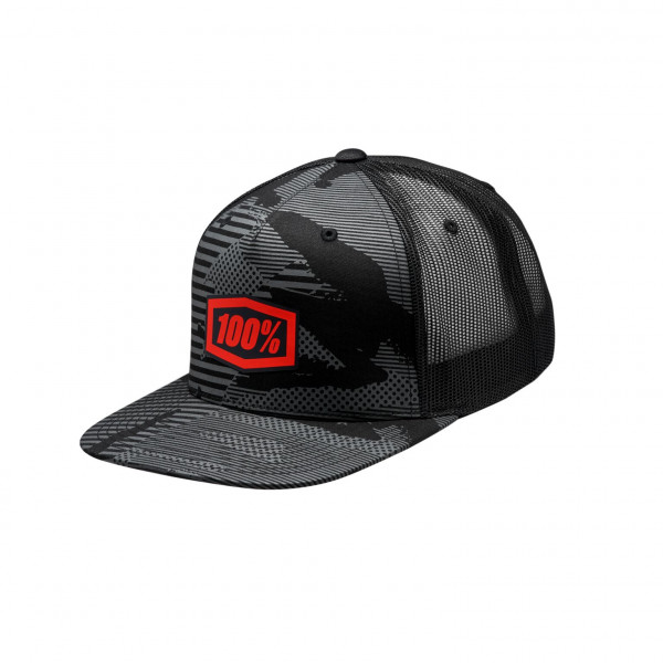 Odyssey Trucker Basecap - black