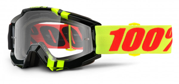 Accuri Goggle - Zerbo - Clear Lens