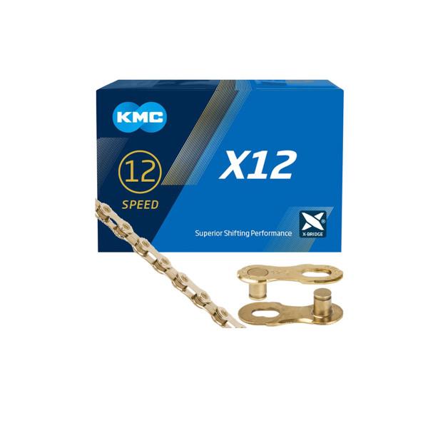 Kette X12 Gold