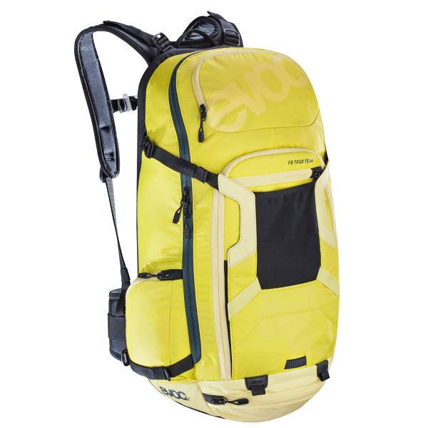 FR Tour Team 30l Protektor-Rucksack - sulphur yellow