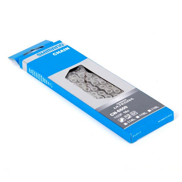Ultegra CN-6600 10-fach Kette für 3-fach Kurbeln
