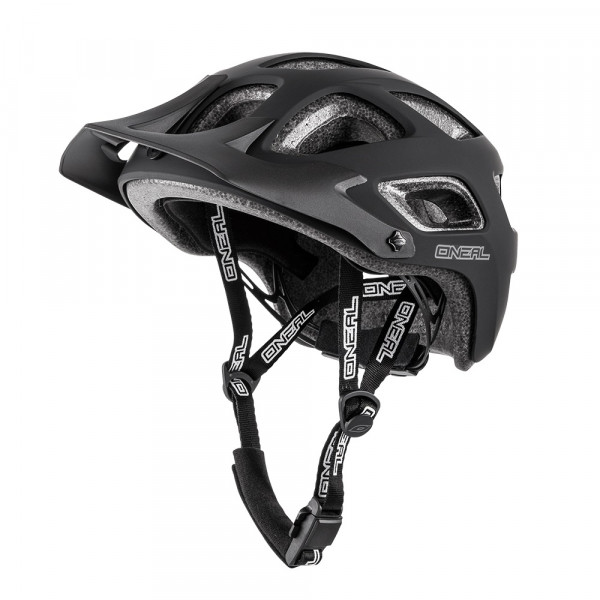 Thunderball Solid Helm - Youth - matte black