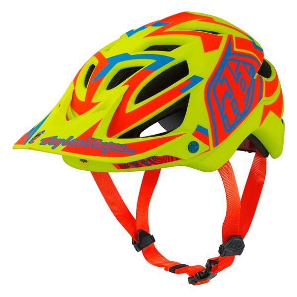 A1 MIPS Helm Vertigo Yellow