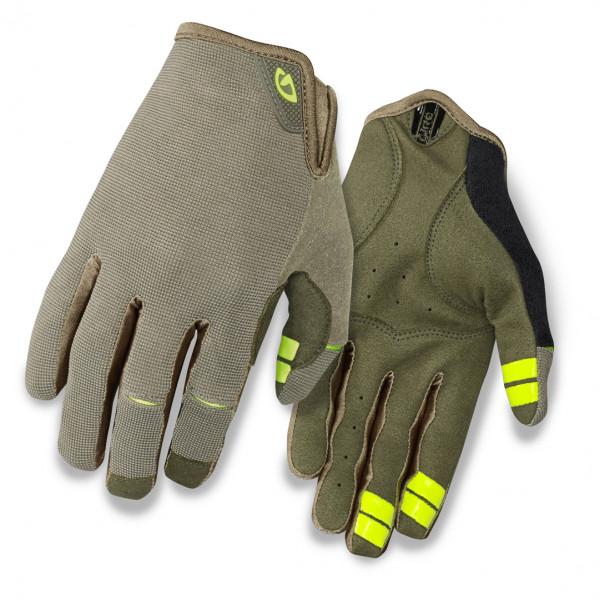 DND Handschuhe 2016 - mil spec high yellow