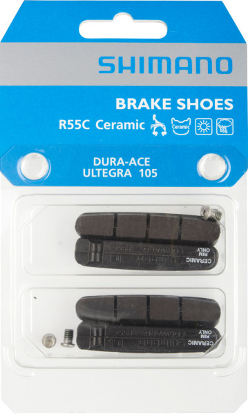 R55C3 Bremsbelag für Keramik Felgen 2 Paar