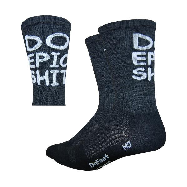 Wooleator Socken - Schwarz