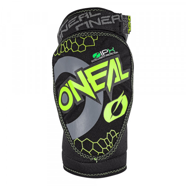 Dirt Elbow Guard - black/neon yellow