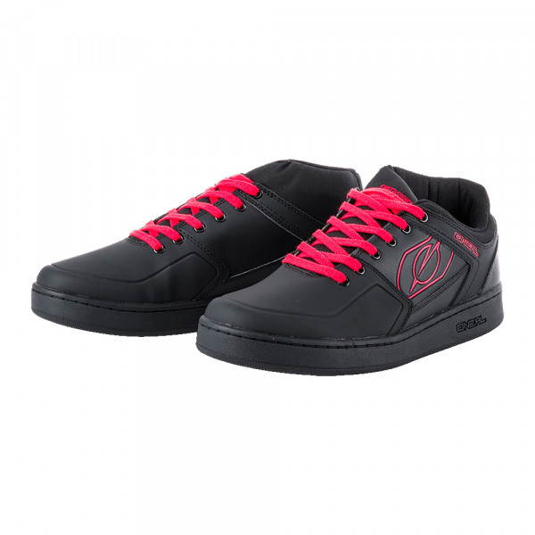 Pinned Pro Schuh - black/red