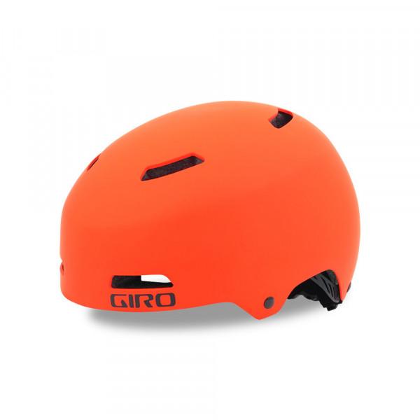 Quarter FS Helm - matte vermillion/flame