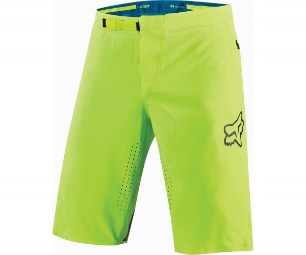 Attack Shorts - Flow Yellow