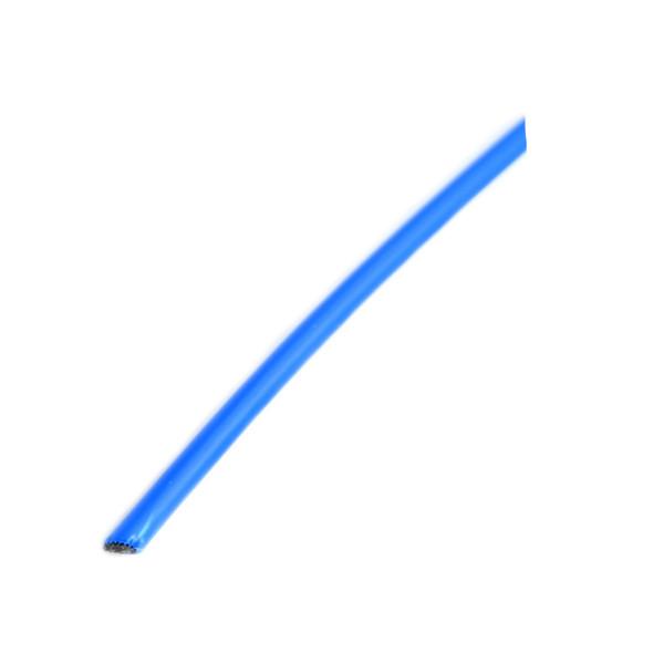 Schaltzughülle - 10 Meter - Blau