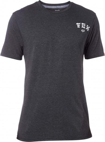 Exiler Tech T-Shirt - Heather Black