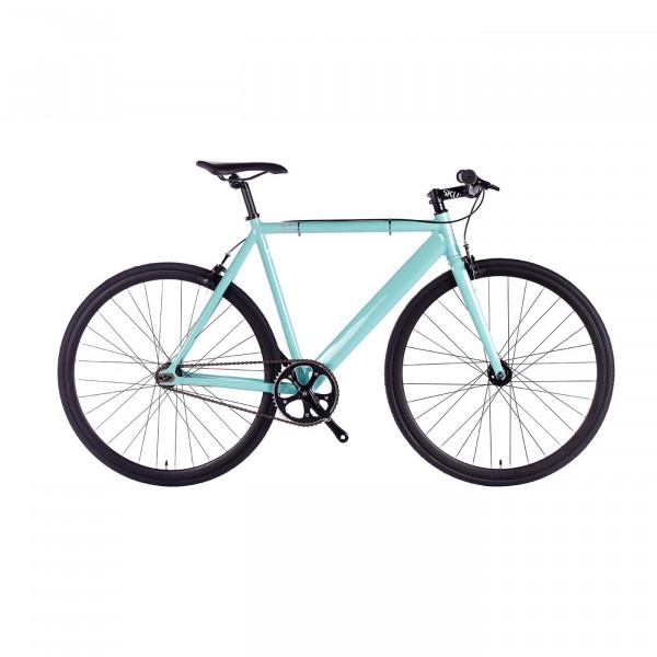 Track Singlespeed/Fixed Bike - celeste