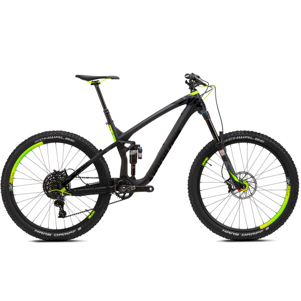Snabb E Carbon 650B Enduro Pro Mountainbike
