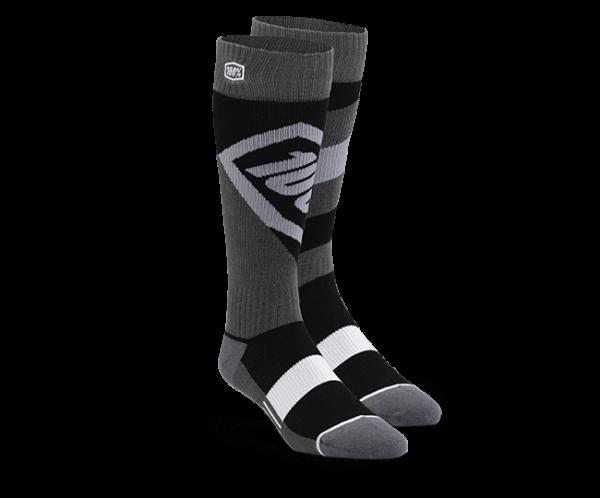 Moto Socken - Torque Black