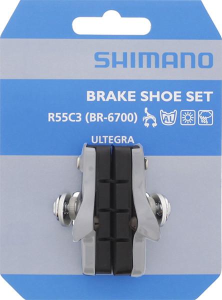 Cartridge Bremsschuh / Bremsbelag R55C3 - BR-6700 Ultegra