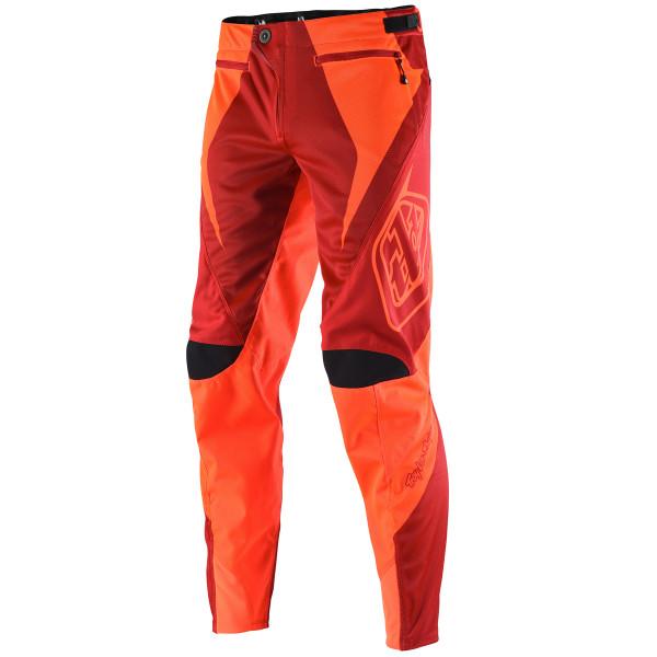 Sprint Pants Reflex Rocket Red