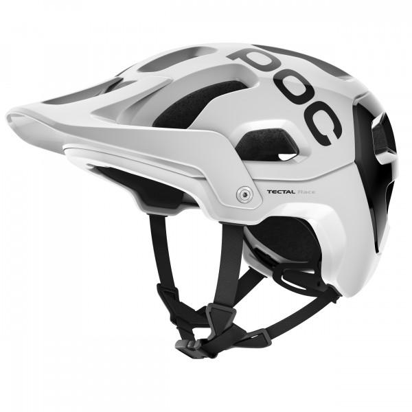 Tectal Race Helm - hydrogen white/uranium black