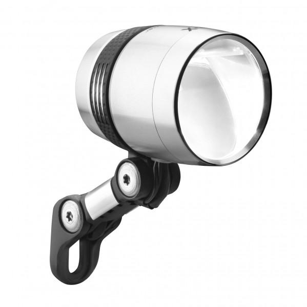 Lumotec IQ-X 100 Lux - silber