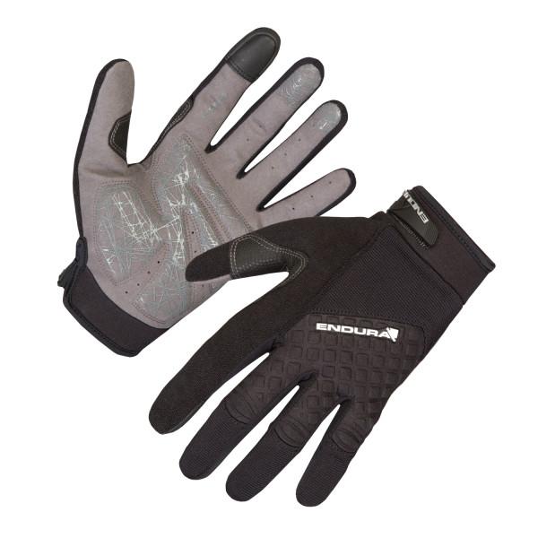 Hummvee Plus Handschuh - Schwarz
