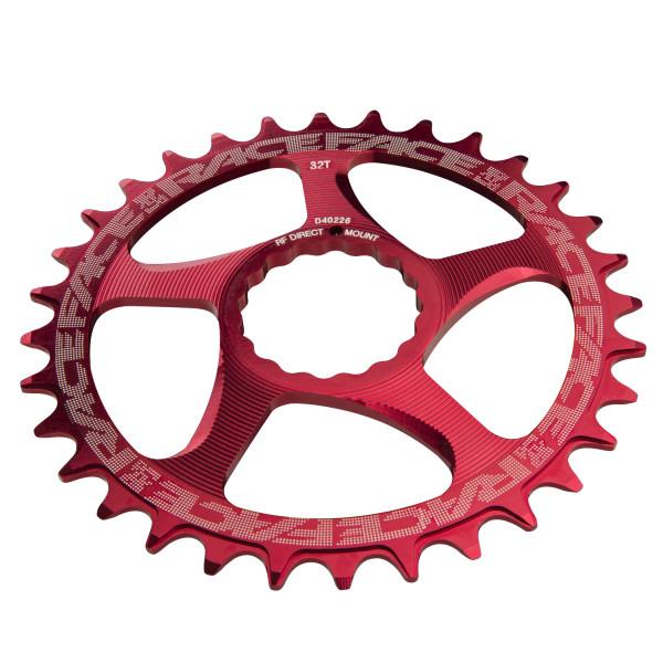 Cinch Direct Mount Narrow-Wide Kettenblatt - red