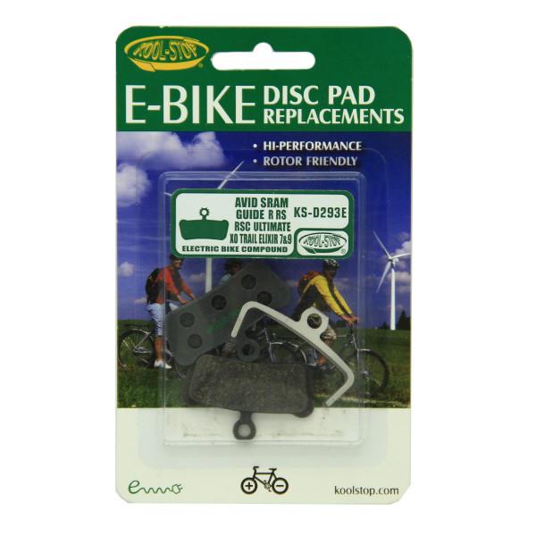 Bremsbeläge E-Bike - Avid/Sram - organisch