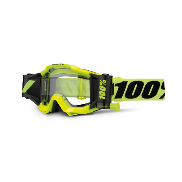 Accuri Goggle inkl. Forecast Tear-Off System - neon gelb