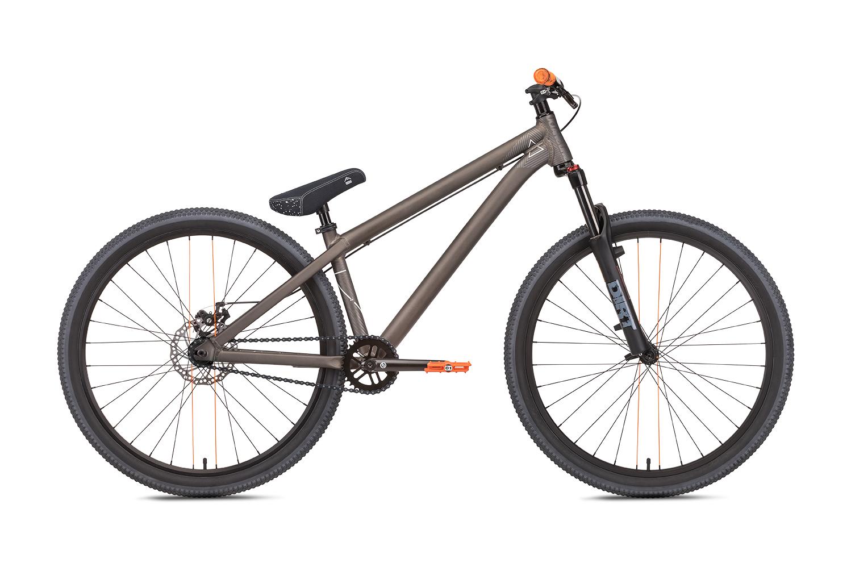 octane one melt dirt bike 26 zoll grau online kaufen. Black Bedroom Furniture Sets. Home Design Ideas