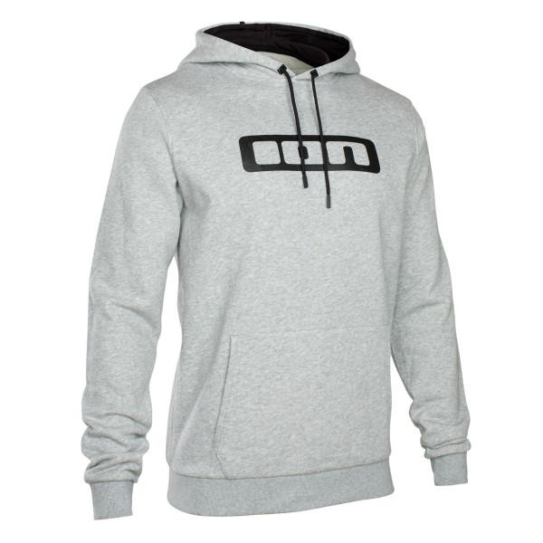 Hoodie Logo - Grau Melange