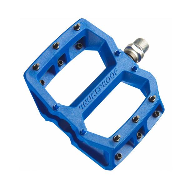 Horizon Comp Plattformpedale - blau