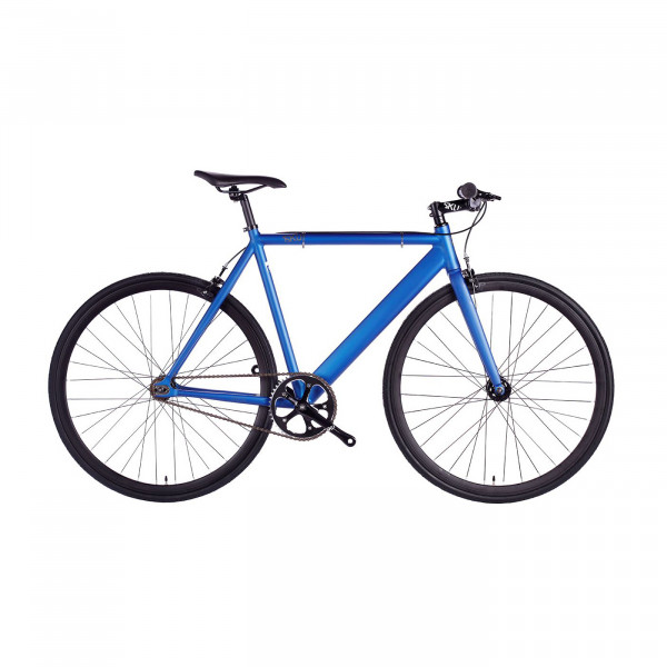 Track Singlespeed/Fixed Bike - navy