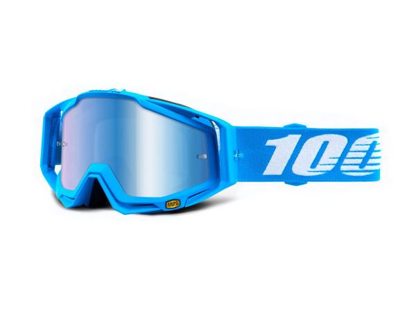 Racecraft Goggle Anti Fog Clear Lens - Monoblock